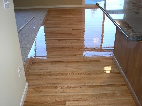 Hardwood floor refinishing northside floors for North wood flooring