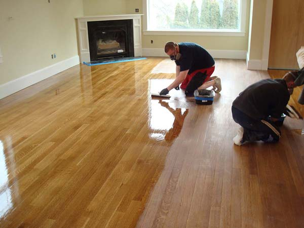 Cost To Refinish Wood Floors