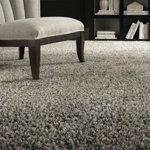 Frieze Carpet Installation