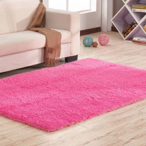 soft plush carpets