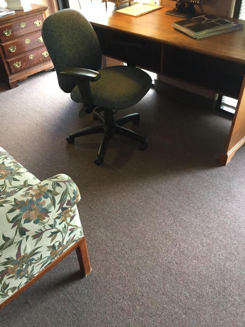 Commercial grade carpet