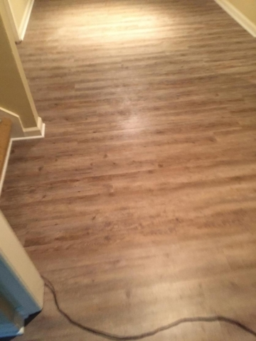New engineered flooring