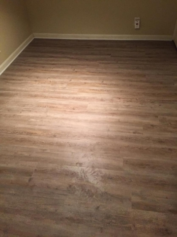 New engineered flooring