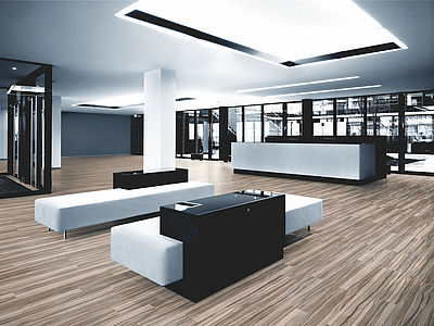 Best Flooring for Commercial Office