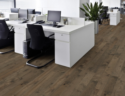 What Is The Best Flooring for Commercial Office?