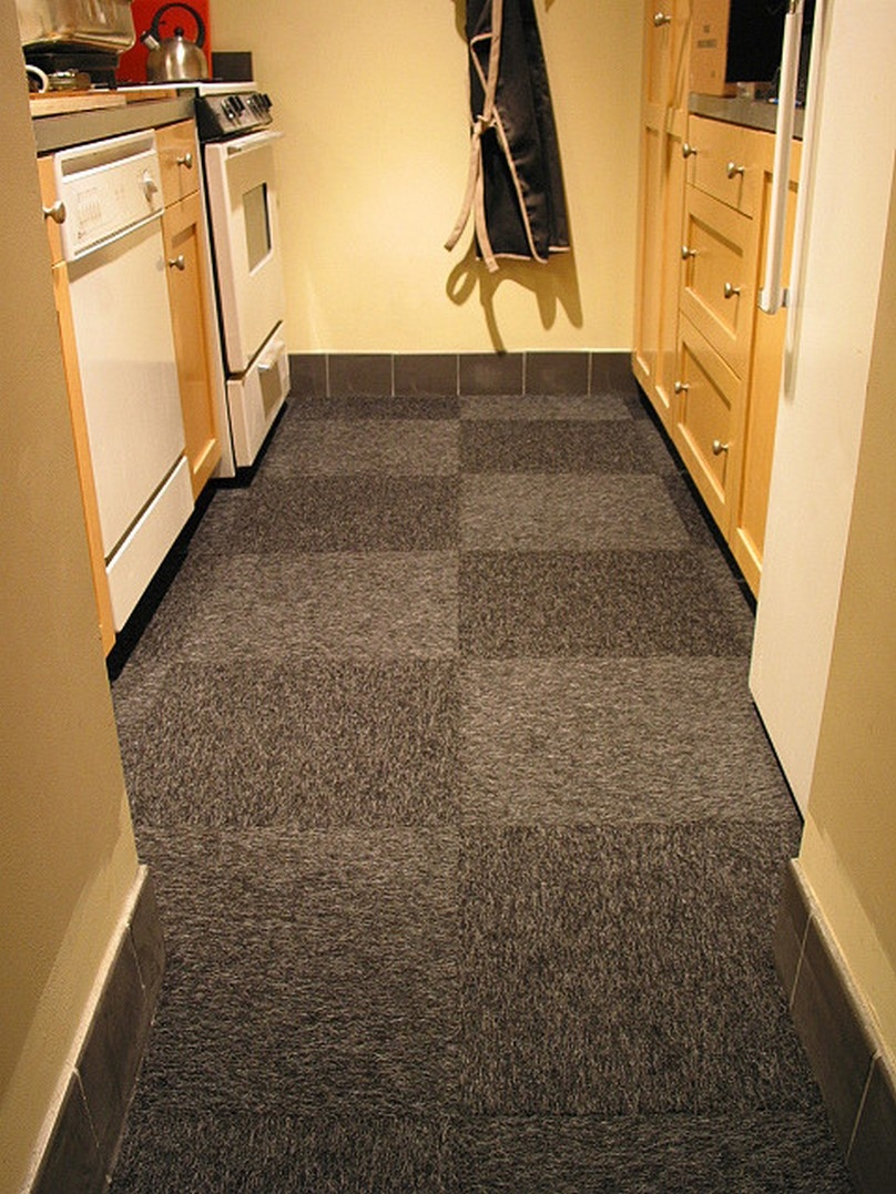 kitchen carpet flooring