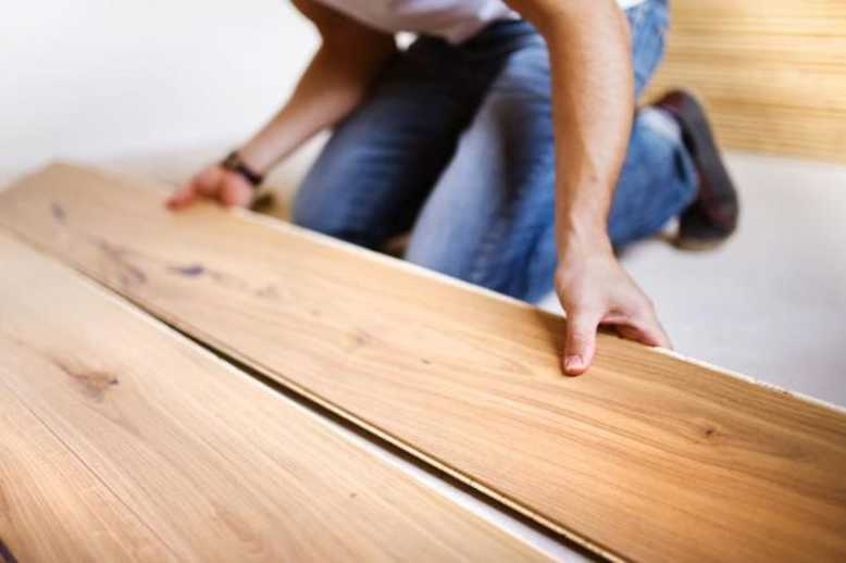 formaldehyde flooring