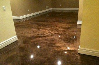 self leveling epoxy floors