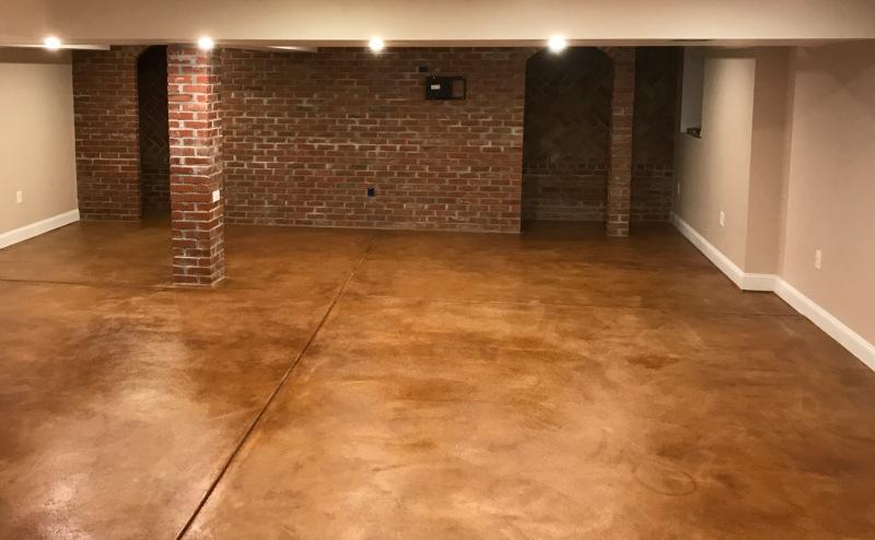 What Is Best Flooring For Basement Northside Floors